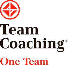 Logo rojo Team Coaching